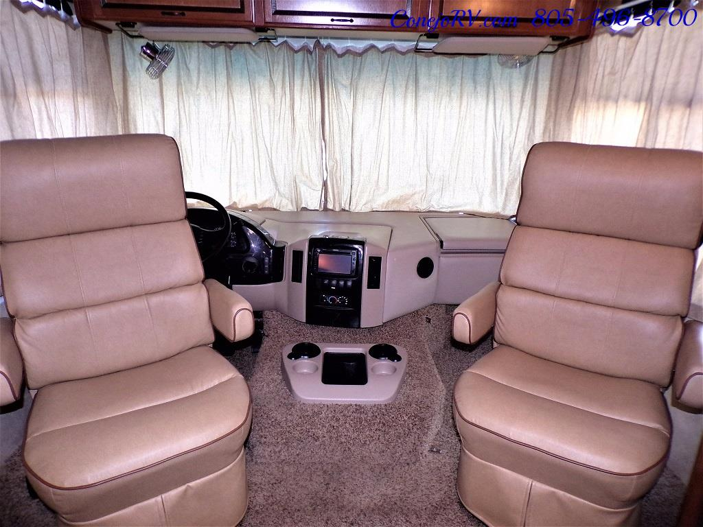 2012 Thor Hurricane 31J Full Body Paint Loft Bed 13k Miles - Photo 25 - Thousand Oaks, CA 91360