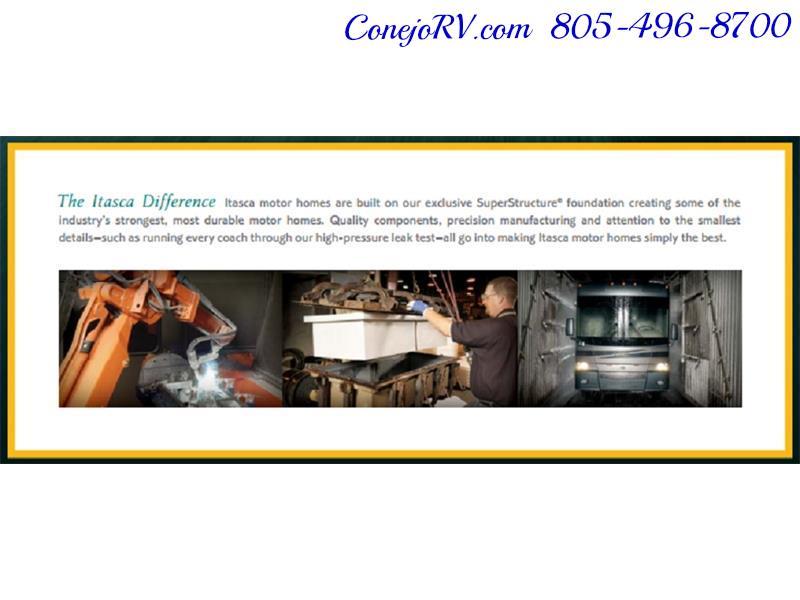2010 Itasca Reyo 25R Full Wall Slide Full Body Paint Diesel - Photo 38 - Thousand Oaks, CA 91360
