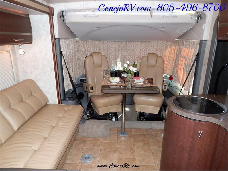 2010 Itasca Reyo 25R Full Wall Slide Full Body Paint Diesel - Photo 19 - Thousand Oaks, CA 91360