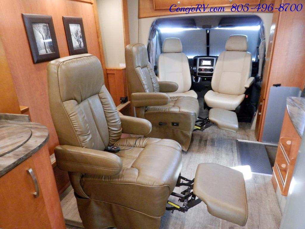 2014 Leisure Travel Unity 24 Murphy Bed Mercedes Diesel - Photo 22 - Thousand Oaks, CA 91360