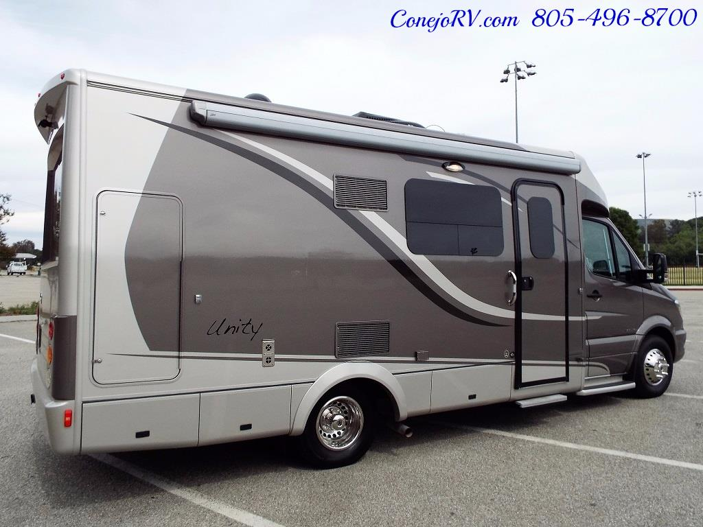 2014 Leisure Travel Unity 24 Murphy Bed Mercedes Diesel - Photo 4 - Thousand Oaks, CA 91360