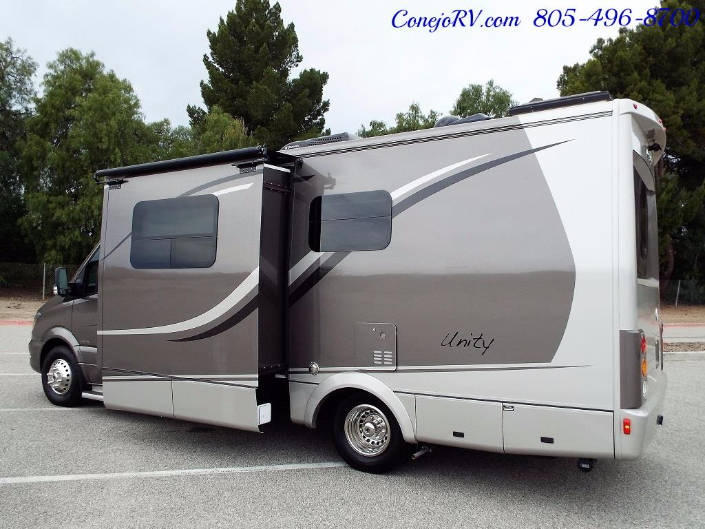 2014 Leisure Travel Unity 24 Murphy Bed Mercedes Diesel - Photo 2 - Thousand Oaks, CA 91360