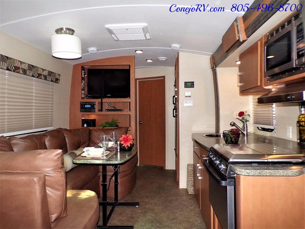 2013 Keystone Vantage 25RBS Travel Trailer - Photo 26 - Thousand Oaks, CA 91360