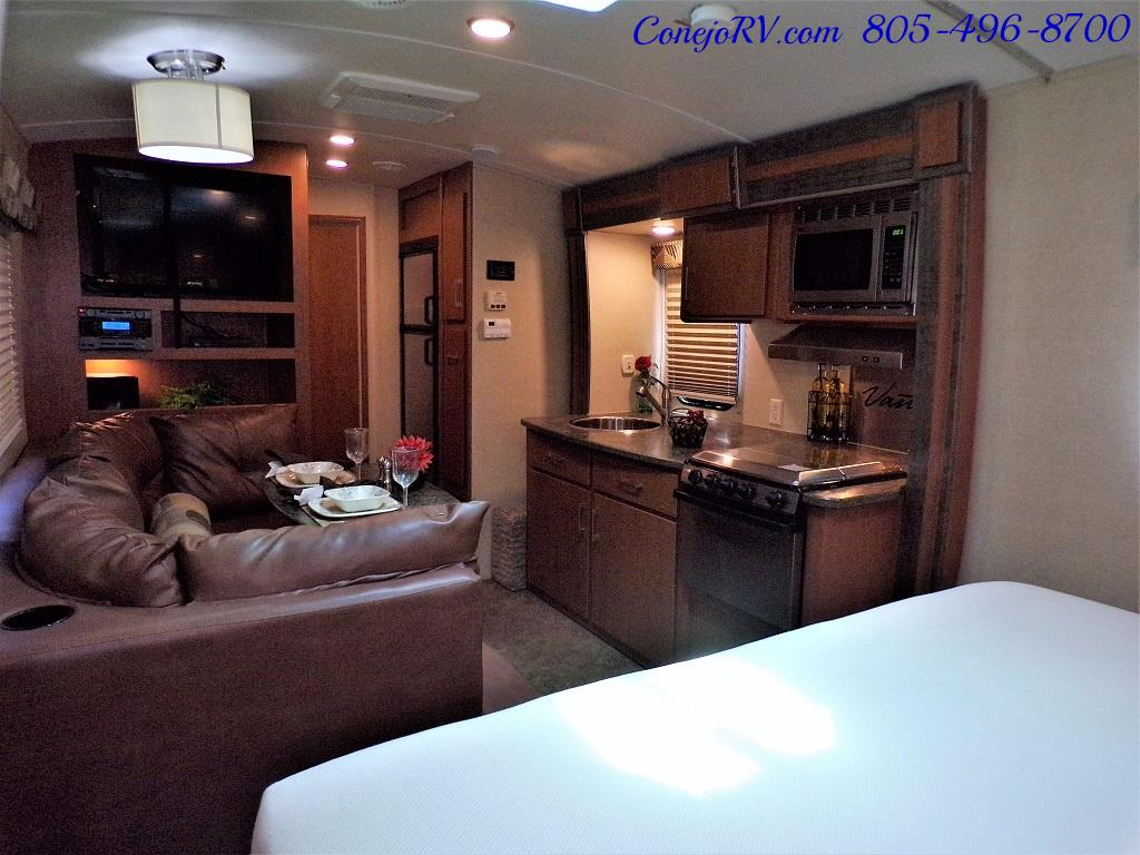 2013 Keystone Vantage 25RBS Travel Trailer - Photo 23 - Thousand Oaks, CA 91360