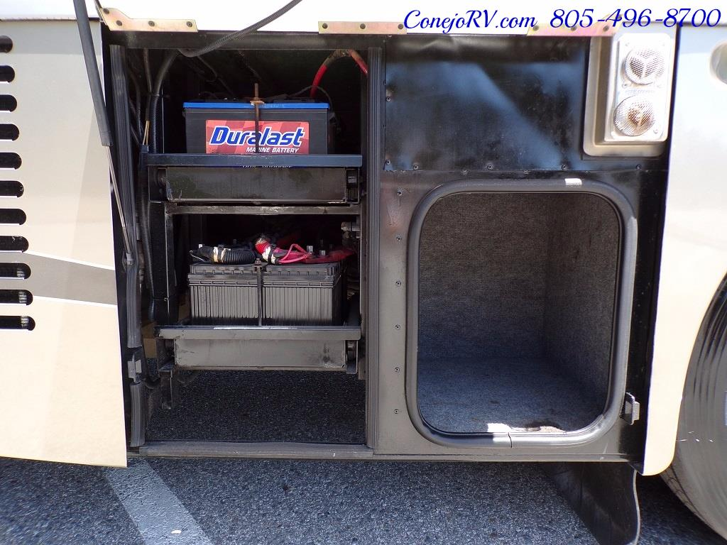 2005 Winnebago Vectra 36D Quad-Slide Full Body Paint 350hp - Photo 40 - Thousand Oaks, CA 91360