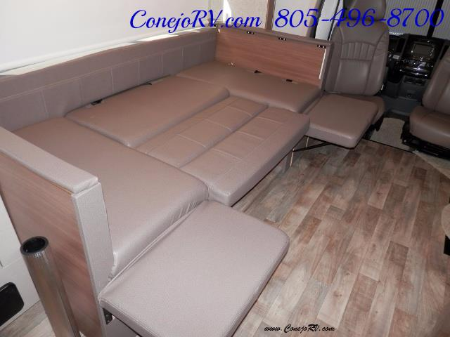 2017 Winnebago Itasca Navion 24J Slide-Out Full Body Paint Diesel - Photo 31 - Thousand Oaks, CA 91360