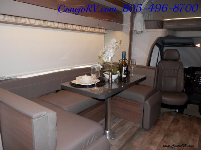 2017 Winnebago Itasca Navion 24J Slide-Out Full Body Paint Diesel - Photo 11 - Thousand Oaks, CA 91360
