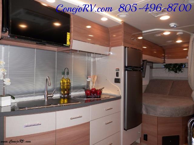 2017 Winnebago Itasca Navion 24J Slide-Out Full Body Paint Diesel - Photo 12 - Thousand Oaks, CA 91360