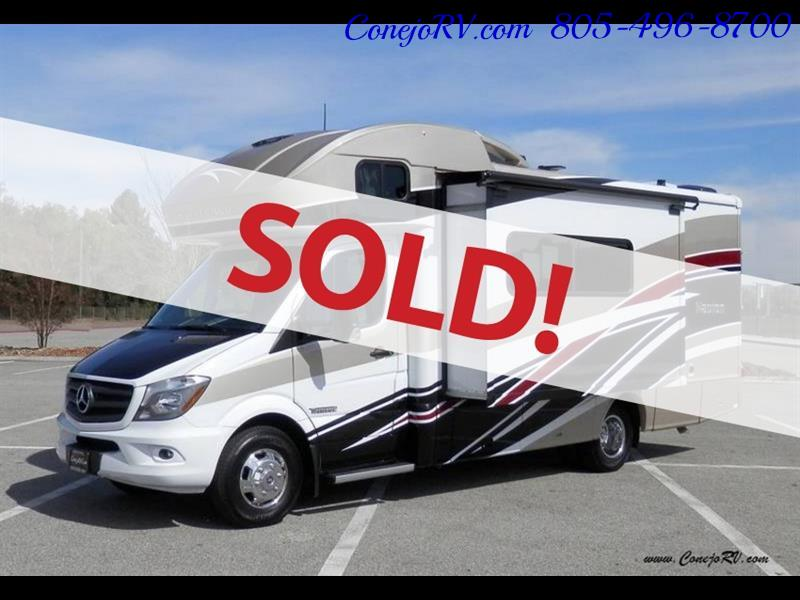 2017 Winnebago Itasca Navion 24J Slide-Out Full Body Paint Diesel - Photo 1 - Thousand Oaks, CA 91360