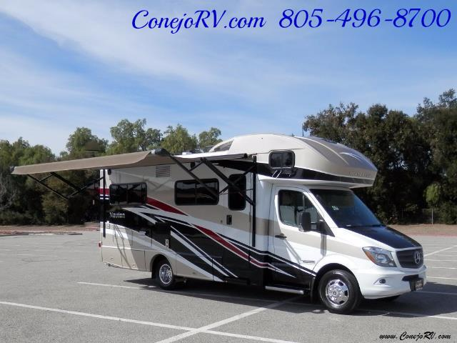 2017 Winnebago Itasca Navion 24J Slide-Out Full Body Paint Diesel - Photo 36 - Thousand Oaks, CA 91360