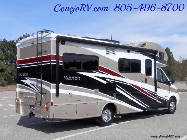 2017 Winnebago Itasca Navion 24J Slide-Out Full Body Paint Diesel - Photo 6 - Thousand Oaks, CA 91360