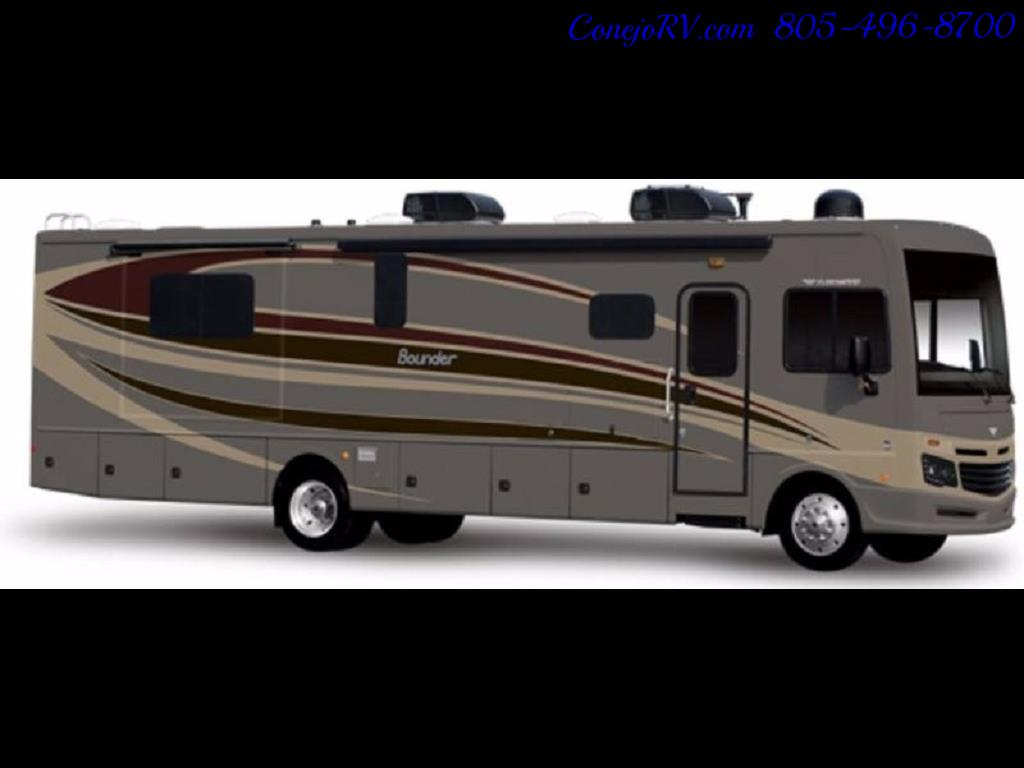 2017 Fleetwood Bounder LX 35P Quad Slide-Out Big Chassis King Bed - Photo 50 - Thousand Oaks, CA 91360