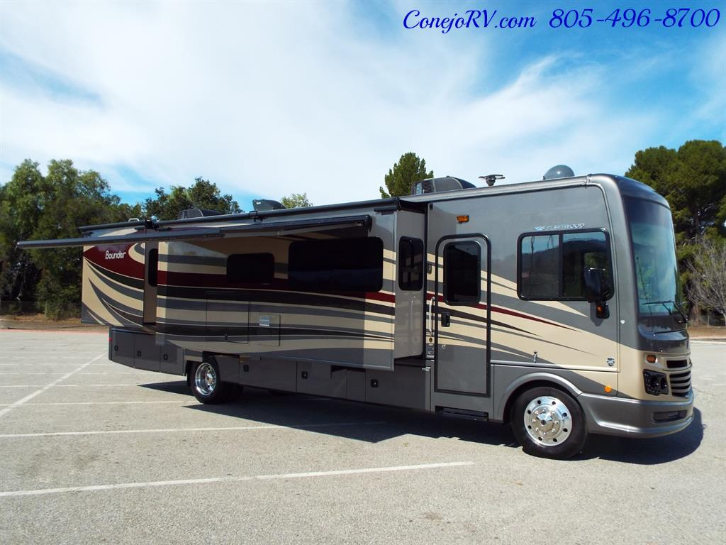 2017 Fleetwood Bounder LX 35P Quad Slide-Out Big Chassis King Bed - Photo 49 - Thousand Oaks, CA 91360