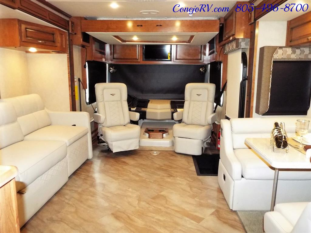 2017 Fleetwood Bounder LX 35P Quad Slide-Out Big Chassis King Bed - Photo 29 - Thousand Oaks, CA 91360