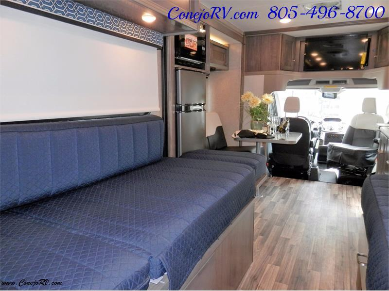 2017 Winnebago Fuse 23A Slide-Out Power Stroke Turbo Diesel - Photo 24 - Thousand Oaks, CA 91360