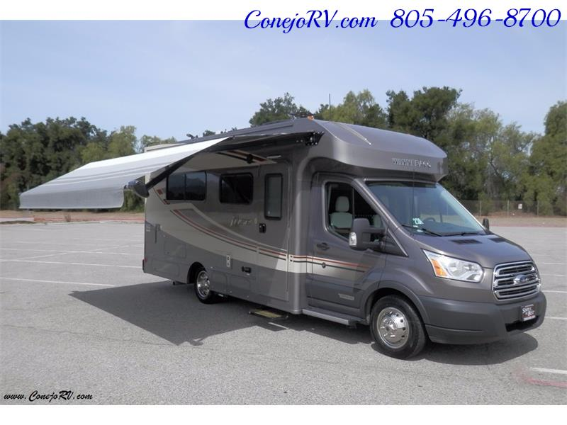 2017 Winnebago Fuse 23A Slide-Out Power Stroke Turbo Diesel - Photo 31 - Thousand Oaks, CA 91360