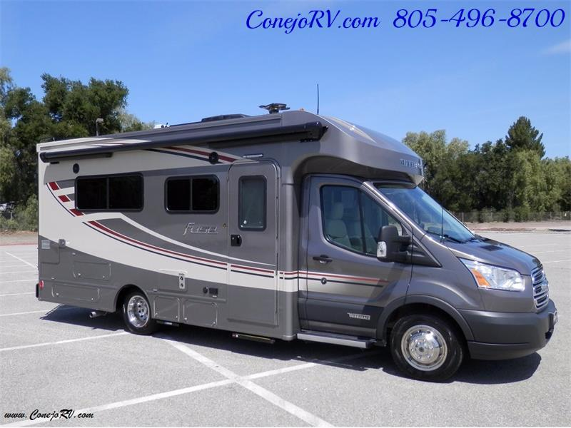 2017 Winnebago Fuse 23A Slide-Out Power Stroke Turbo Diesel - Photo 5 - Thousand Oaks, CA 91360