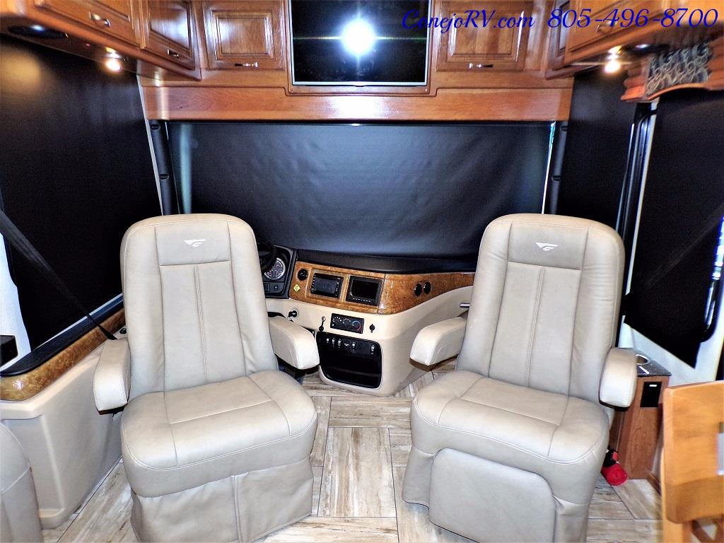 2017 Fleetwood Discovery LXE 40D Bath and a Half King Bed 380hp - Photo 33 - Thousand Oaks, CA 91360