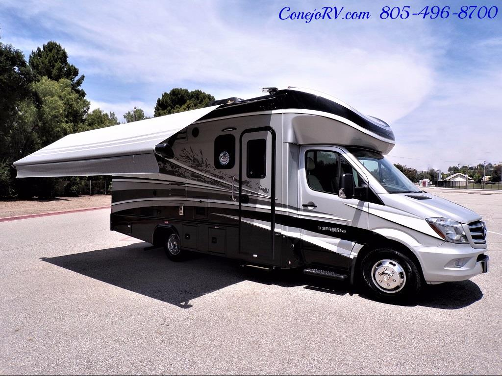 2018 Dynamax Isata 3Series 24FW Full-Wall Slide Full Body Paint - Photo 32 - Thousand Oaks, CA 91360