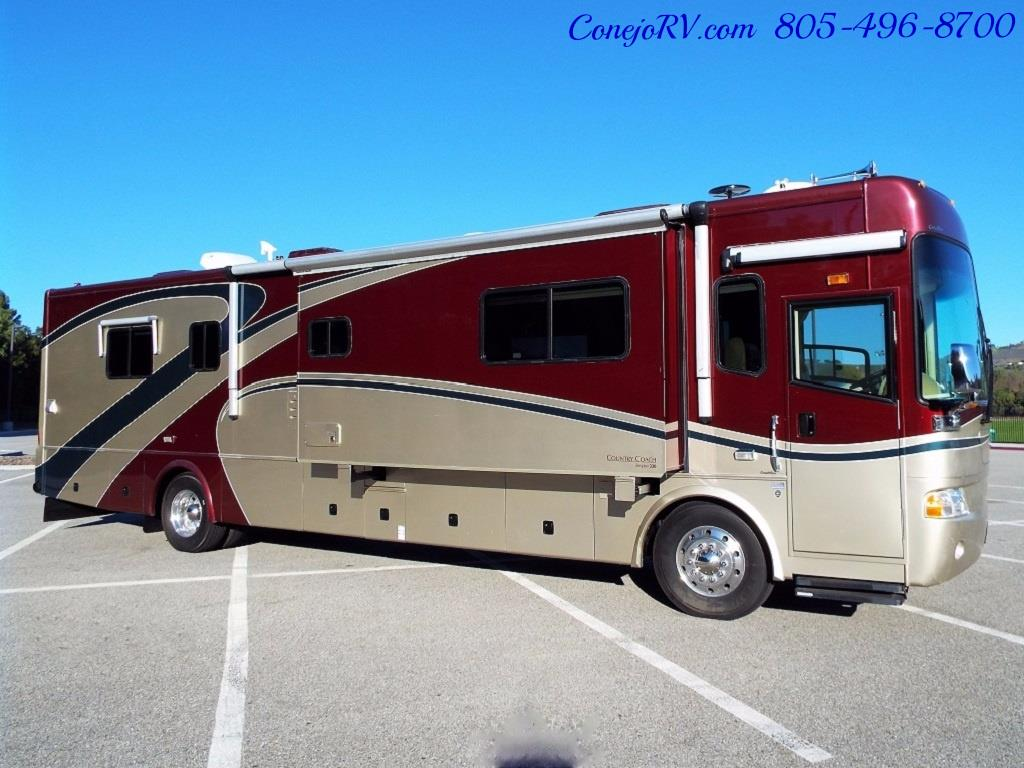 2005 Country Coach Inspire Davinci 40ft Quad-Slide Full Paint 400hp - Photo 3 - Thousand Oaks, CA 91360