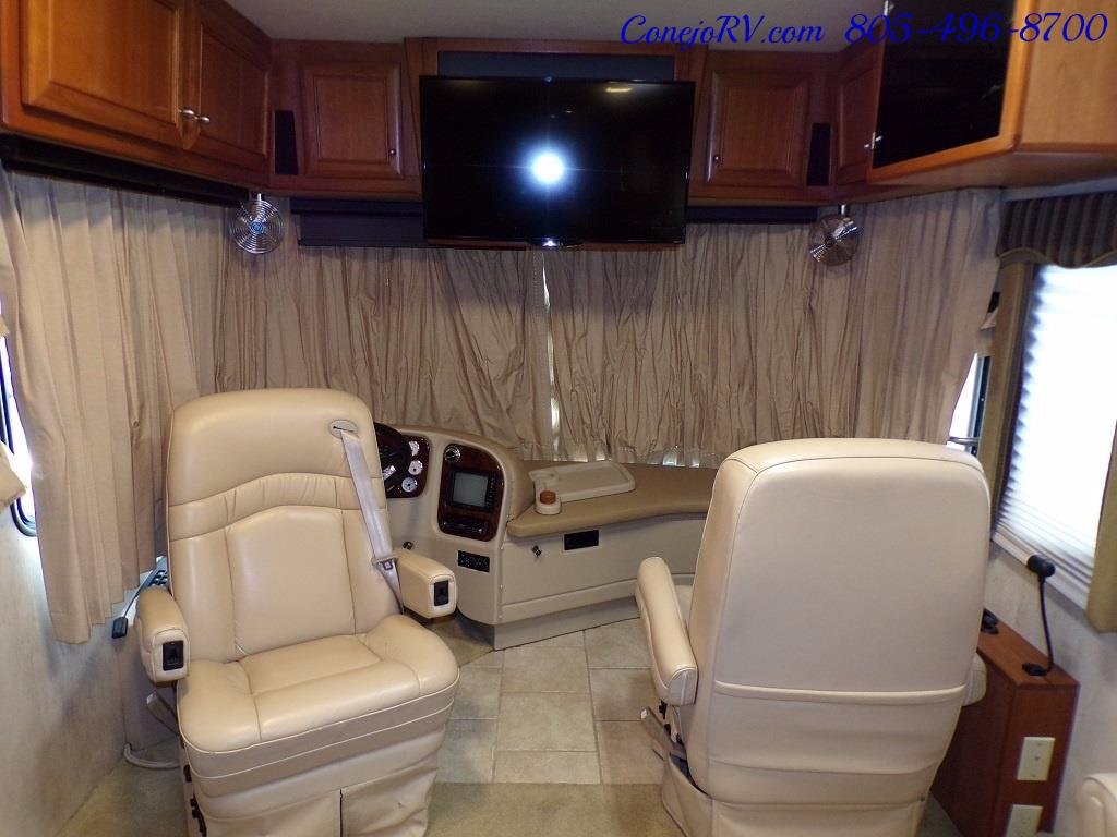 2005 Country Coach Inspire Davinci 40ft Quad-Slide Full Paint 400hp - Photo 32 - Thousand Oaks, CA 91360