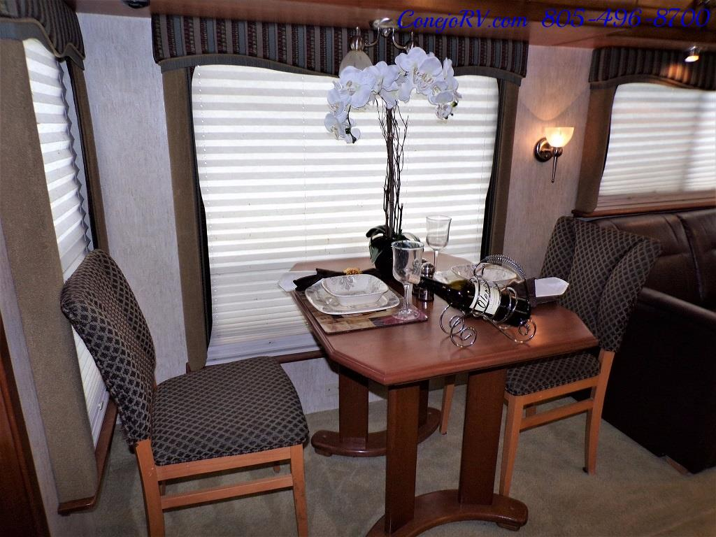 2005 Country Coach Inspire Davinci 40ft Quad-Slide Full Paint 400hp - Photo 12 - Thousand Oaks, CA 91360