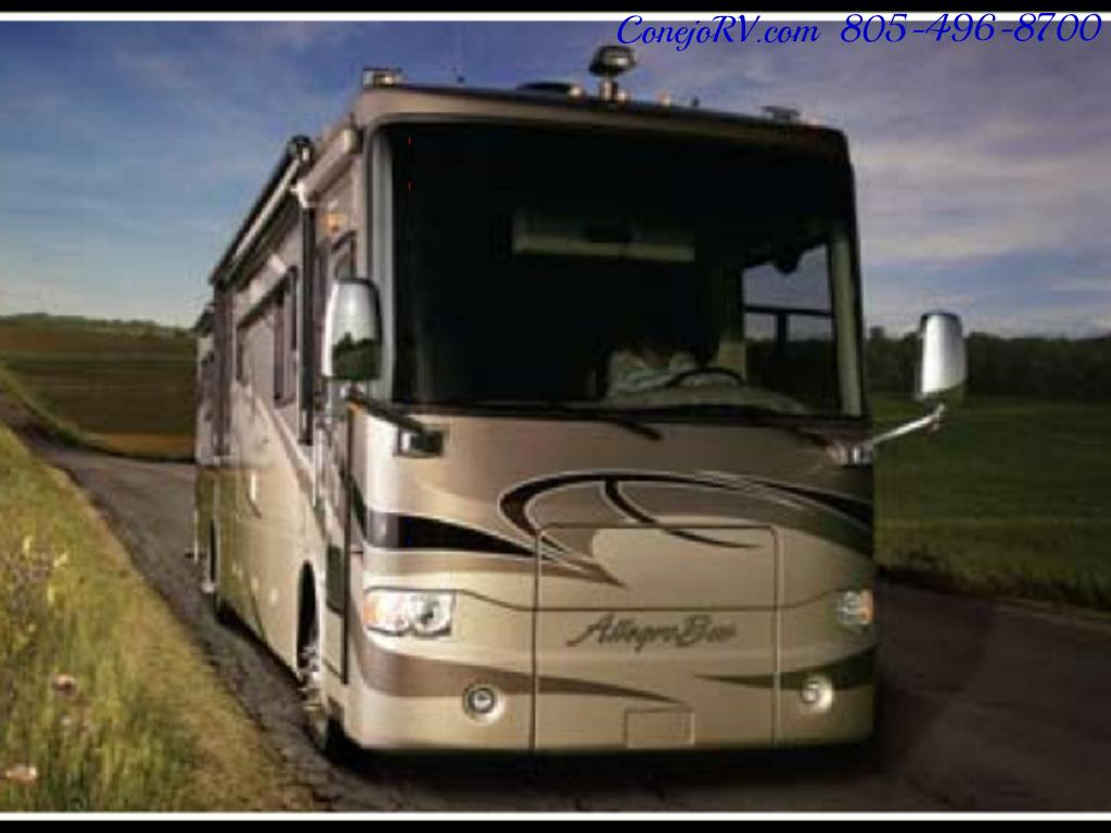 2007 Tiffin Allegro Bus 42QDP 4-Slide King Bed 400hp 14k Miles - Photo 44 - Thousand Oaks, CA 91360