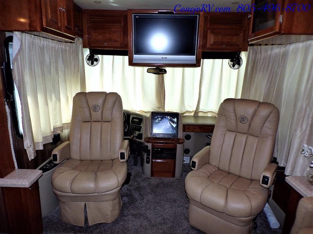 2007 Tiffin Allegro Bus 42QDP 4-Slide King Bed 400hp 14k Miles - Photo 33 - Thousand Oaks, CA 91360