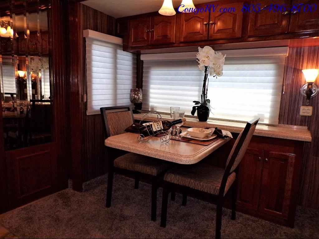 2007 Tiffin Allegro Bus 42QDP 4-Slide King Bed 400hp 14k Miles - Photo 10 - Thousand Oaks, CA 91360