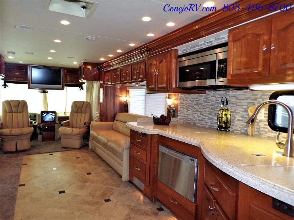 2007 Tiffin Allegro Bus 42QDP 4-Slide King Bed 400hp 14k Miles - Photo 30 - Thousand Oaks, CA 91360