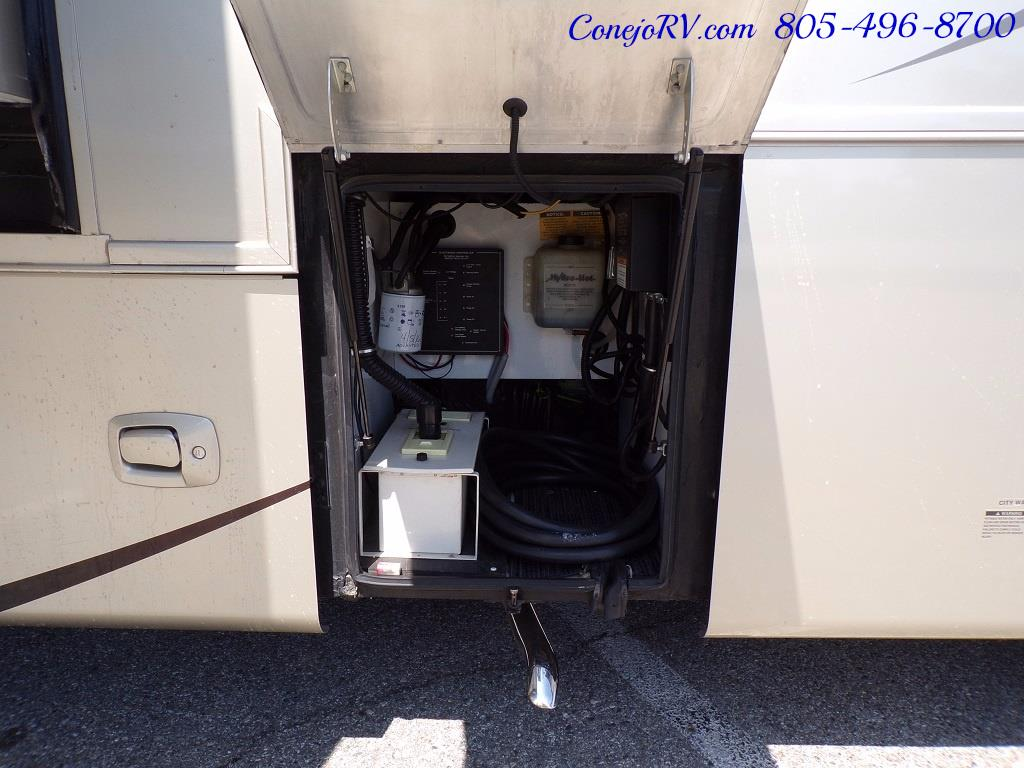 2007 Tiffin Allegro Bus 42QDP 4-Slide King Bed 400hp 14k Miles - Photo 40 - Thousand Oaks, CA 91360