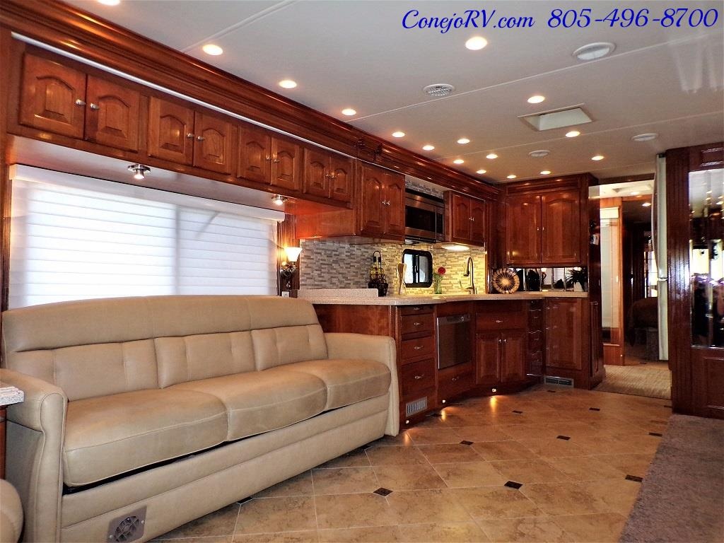 2007 Tiffin Allegro Bus 42QDP 4-Slide King Bed 400hp 14k Miles - Photo 7 - Thousand Oaks, CA 91360