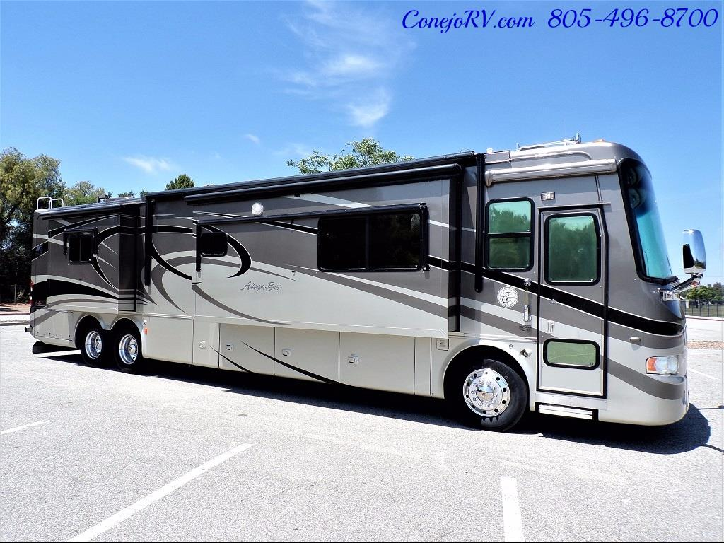 2007 Tiffin Allegro Bus 42QDP 4-Slide King Bed 400hp 14k Miles - Photo 3 - Thousand Oaks, CA 91360