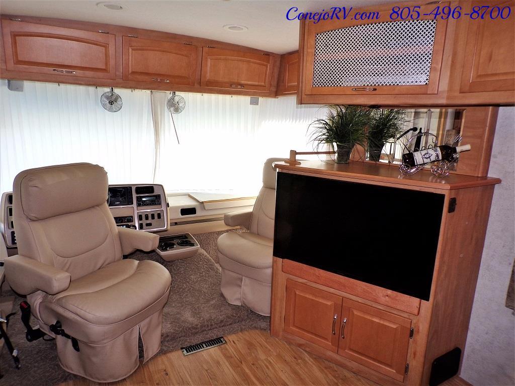 2005 Itasca Suncruiser 38R 25K Miles Full Body Paint 2 Slides - Photo 32 - Thousand Oaks, CA 91360