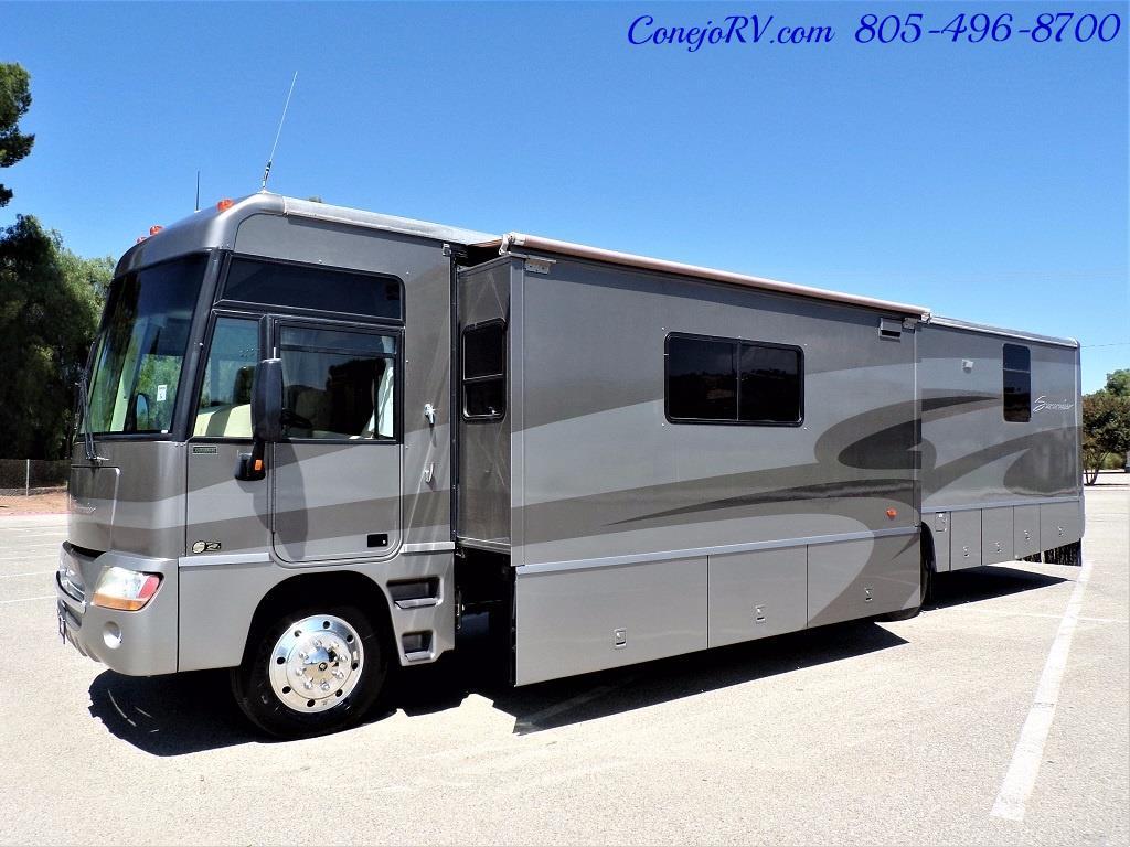 2005 Itasca Suncruiser 38R 25K Miles Full Body Paint 2 Slides - Photo 1 - Thousand Oaks, CA 91360