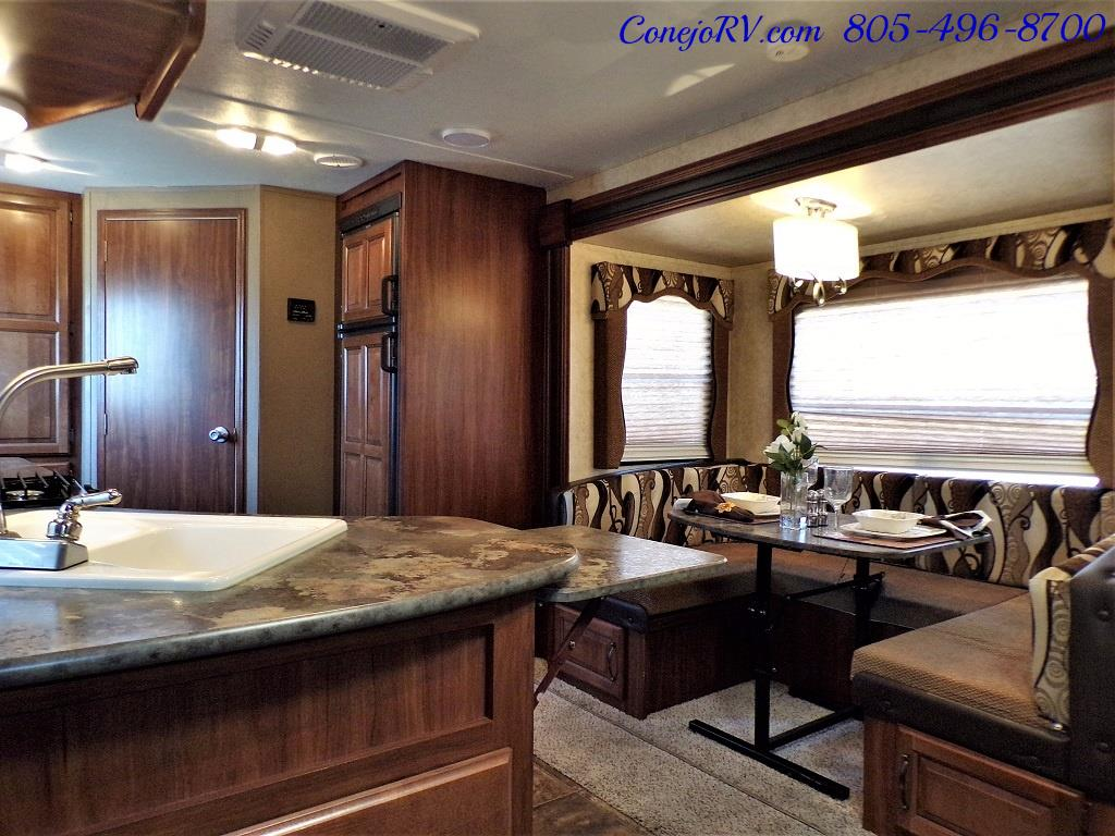 2014 Keystone Cougar 21RBS Slide Out Travel Trailer - Photo 23 - Thousand Oaks, CA 91360
