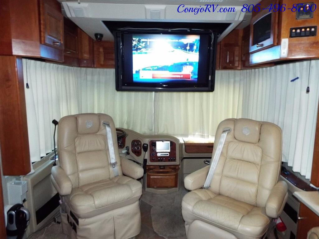 2005 Monaco Holiday Rambler Navigator 43PBQ Quad-Slide 515hp - Photo 36 - Thousand Oaks, CA 91360