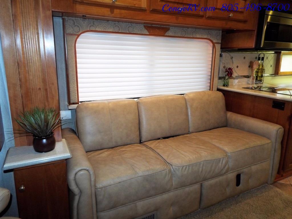 2005 Monaco Holiday Rambler Navigator 43PBQ Quad-Slide 515hp - Photo 15 - Thousand Oaks, CA 91360