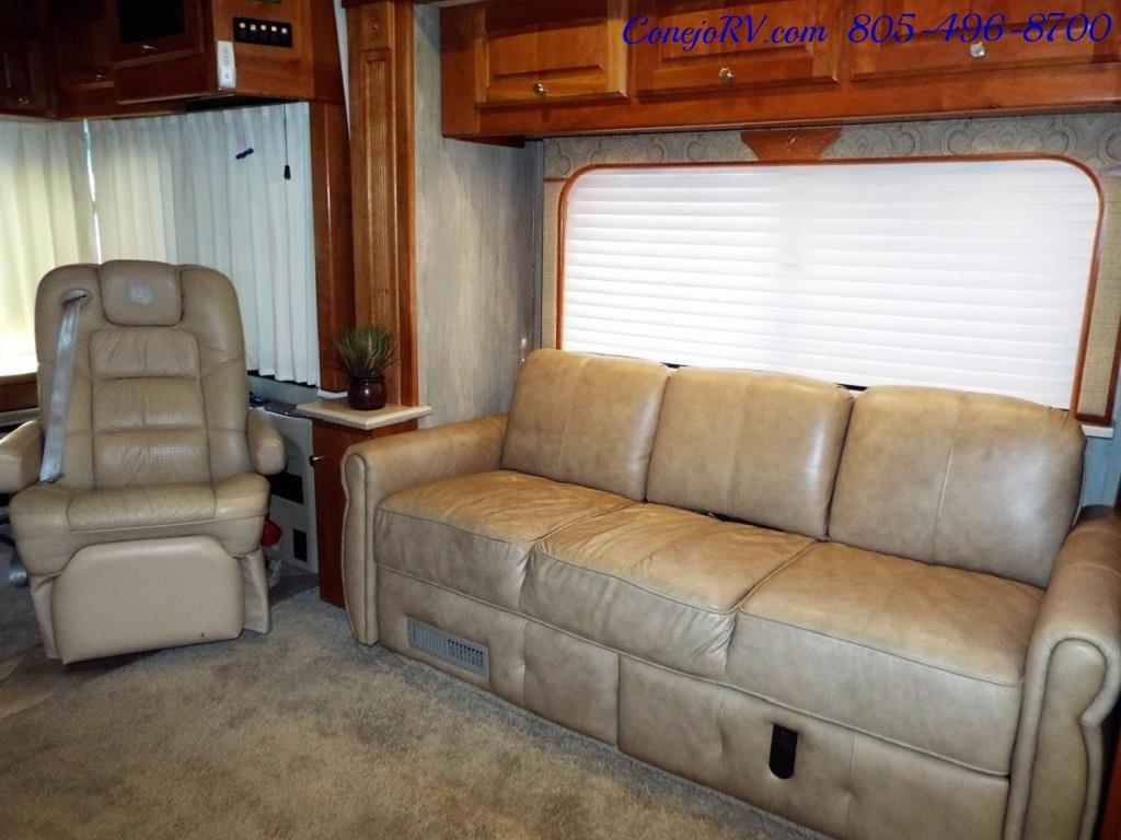 2005 Monaco Holiday Rambler Navigator 43PBQ Quad-Slide 515hp - Photo 16 - Thousand Oaks, CA 91360