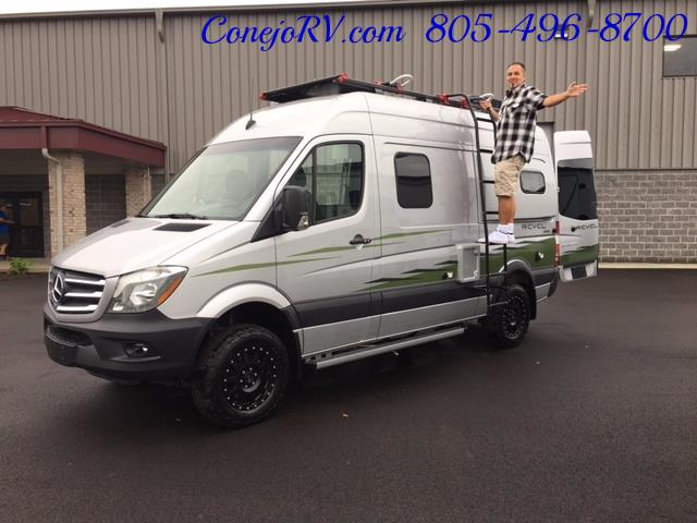 2018 mercedes rv new car release date and review 2018 for Mercedes benz sprinter 4x4 diesel