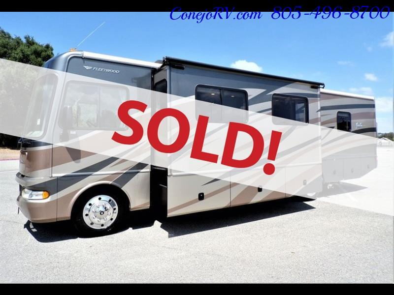 2008 Fleetwood Fiesta LX 34N Double Slide Bunkhouse Full Paint - Photo 1 - Thousand Oaks, CA 91360