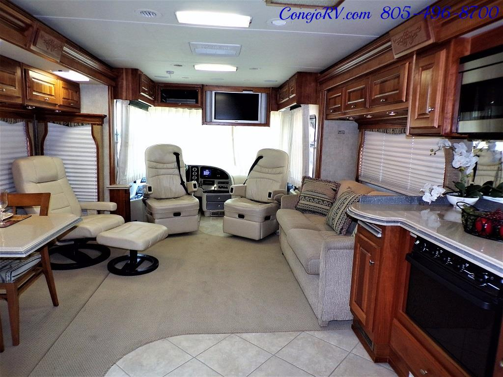 2005 Monaco Holiday Rambler Scepter 38PDQ 400hp 27k Miles - Photo 25 - Thousand Oaks, CA 91360