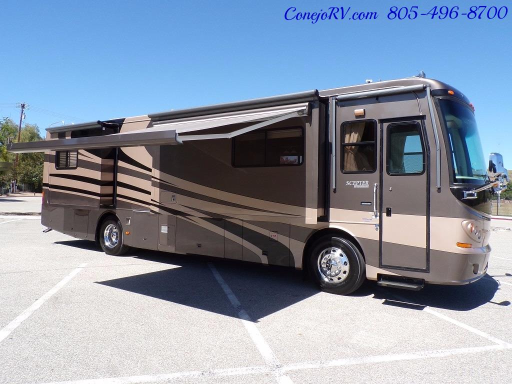 2005 Monaco Holiday Rambler Scepter 38PDQ 400hp 27k Miles - Photo 38 - Thousand Oaks, CA 91360