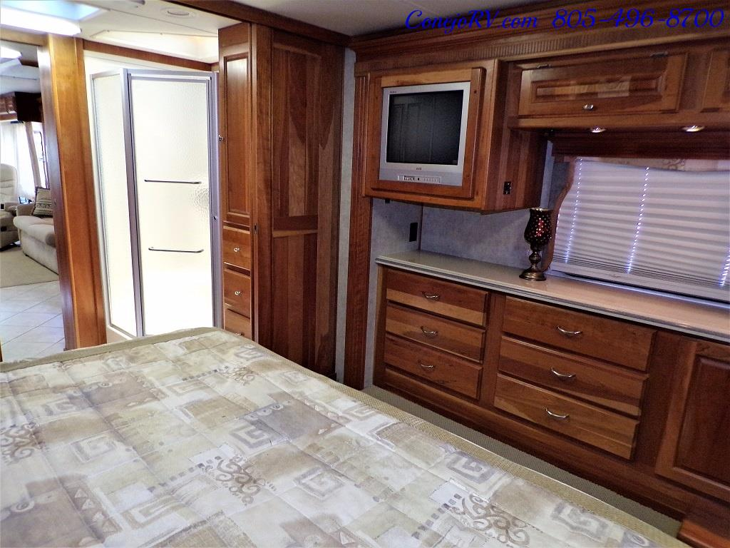 2005 Monaco Holiday Rambler Scepter 38PDQ 400hp 27k Miles - Photo 22 - Thousand Oaks, CA 91360
