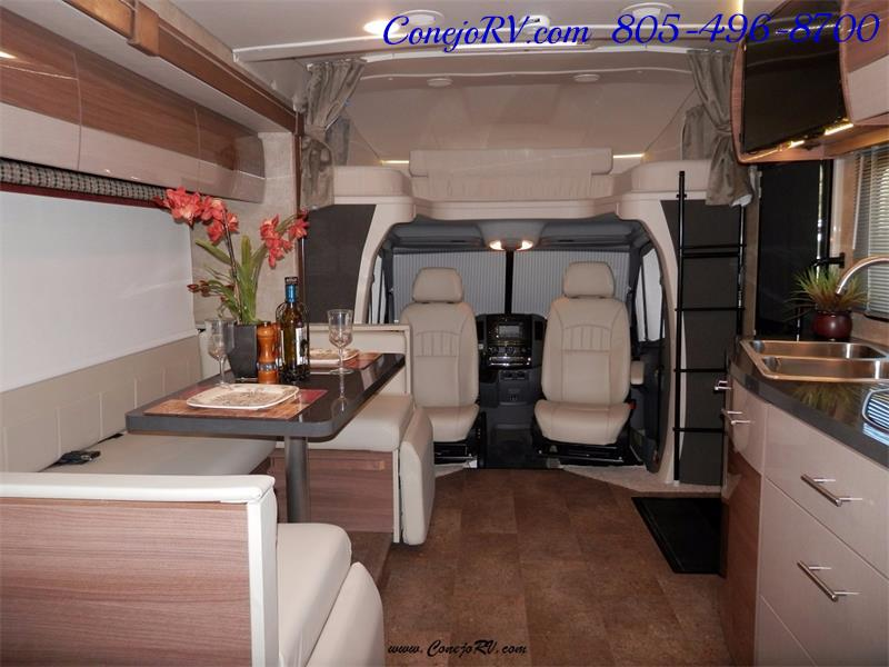 2017 Winnebago Itasca Navion 24J Slide-Out Mercedes Turbo Diesel - Photo 23 - Thousand Oaks, CA 91360