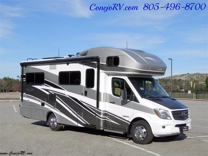 2017 Winnebago Itasca Navion 24J Slide-Out Mercedes Turbo Diesel - Photo 5 - Thousand Oaks, CA 91360