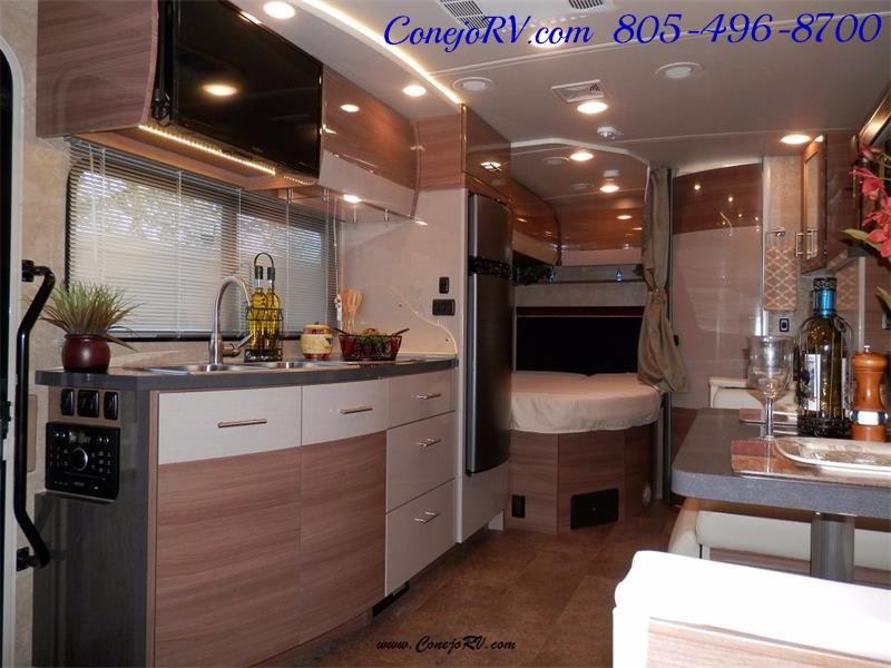 2017 Winnebago Itasca Navion 24J Slide-Out Mercedes Turbo Diesel - Photo 9 - Thousand Oaks, CA 91360