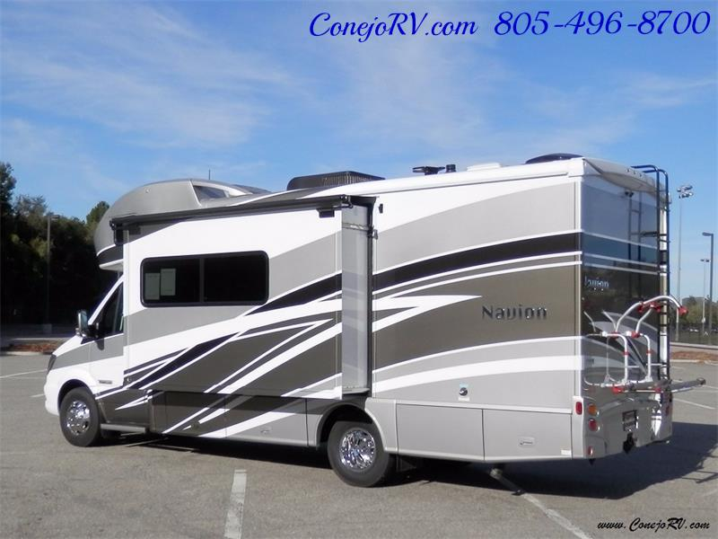 2017 Winnebago Itasca Navion 24J Slide-Out Mercedes Turbo Diesel - Photo 4 - Thousand Oaks, CA 91360