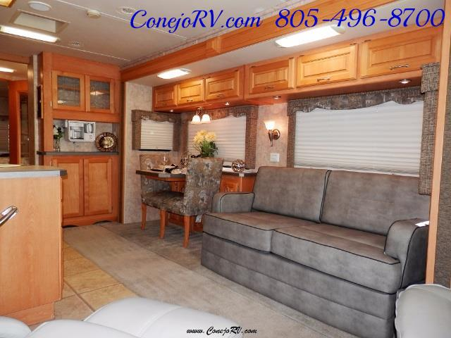 2006 Monaco Monarch 37PCT 3-Slide Big Chassis Full Paint 32k M - Photo 6 - Thousand Oaks, CA 91360
