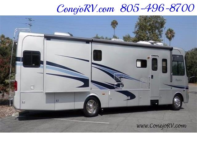 2006 Monaco Monarch 37PCT 3-Slide Big Chassis Full Paint 32k M - Photo 4 - Thousand Oaks, CA 91360